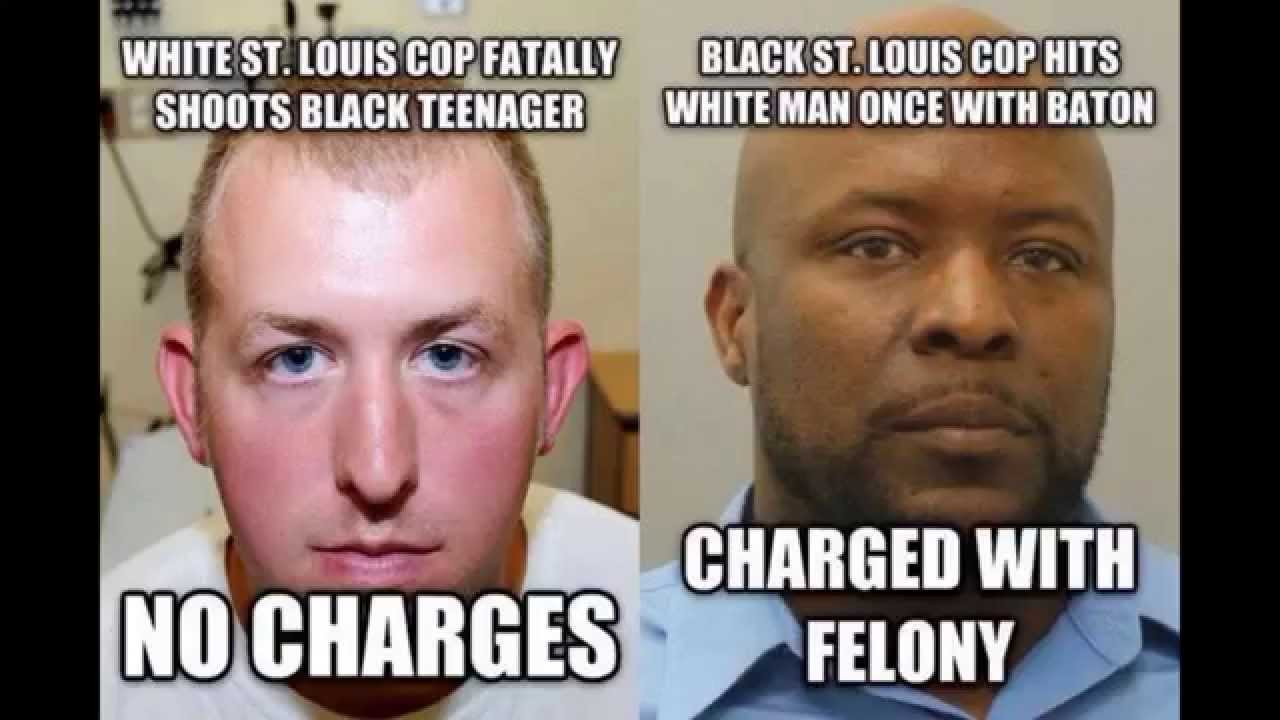 black cop white cop Goldie Taylor—Will This White Cop Escape Justice After Shooting.