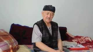 Orozali Ata Kyrgyz Komuz Maker