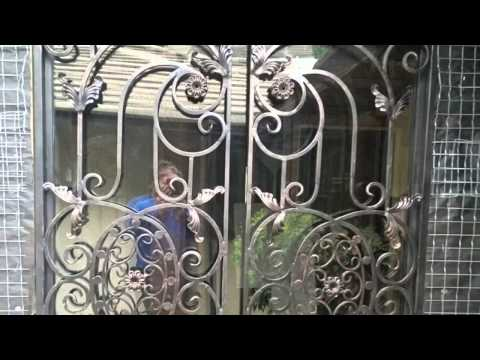 Factory Direct Custom Wrought Iron Gates, Los Angeles, San Fernando Valley