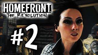 Homefront The Revolution - Parte 2: A Zona Amarela! [ PC - Playthrough PT-BR ]