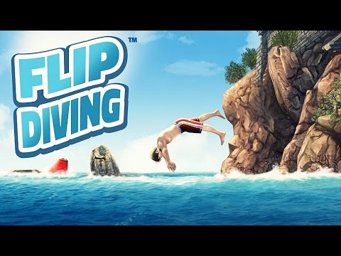 Flip Diving (by Miniclip) - Android...