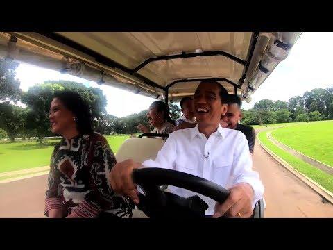 Dangdutan Bareng Presiden Jokowi: Istana Kegedean Susah Panggil Ibu | LIDA 2019