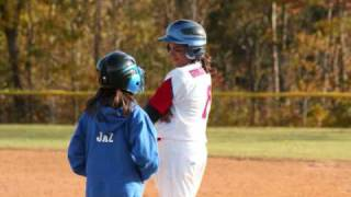 Nylah Ramirez 12 yr old girl - Ready to Play 2010 Baseball Season