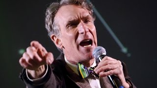 Bill Nye - Changing the World with Science - FUNNY Science