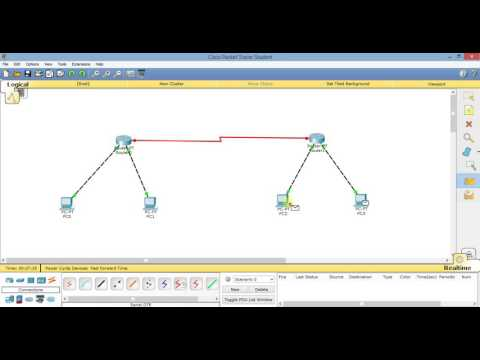 Packet Tracer Student: Protocols