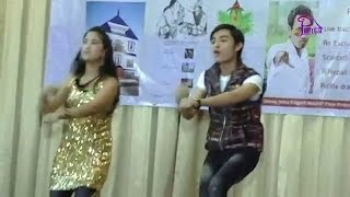 lagi lagi nepali dance by sumit singh and soba dhakal