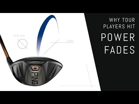 Why do PGA Tour Players Hit Power Fades?