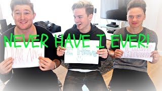 NEVER HAVE I EVER | ft. CONOR MAYNARD & LP