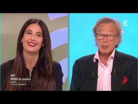 Yara Lapidus - 9h50 le matin - France 3 Ile de France -19 juin 2017