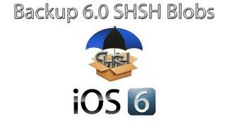 How To Backup Your Ios 6.0 Shsh Blobs For Future Downgrade