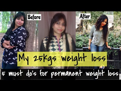 5 Steps To lose Weight Fast | How to Start your Weight Loss Journey | Azra Khan Fitness