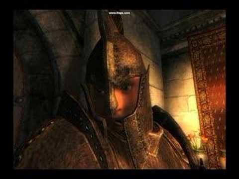 Oblivion: Imperial Guard Reactions