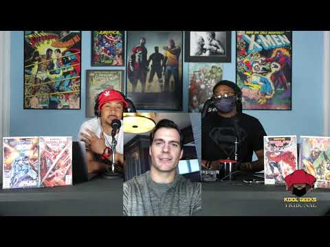 #superman #dc #henrycavill Let's Talk about it..... Is a Black Superman a Good idea?