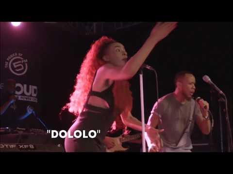 Rouge - Dololo (Live) | The Stir Up on 5FM with MsCosmo