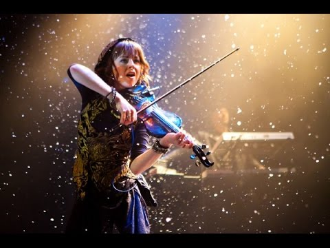 Moon Trance - Lindsey Stirling Live @ The Warfield, San Francisco 4-3-13