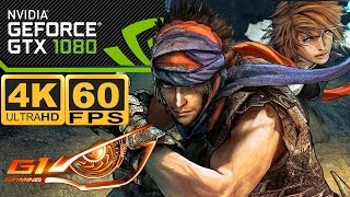 Prince of Persia (2008) 4K 60FPS GTX 1080 G1 Gaming