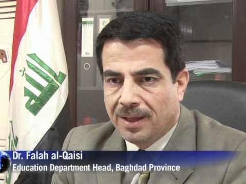 Baghdad school system struggling as pupils resume studies