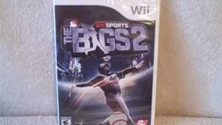 Wii Game The Bigs 2 New Unopened UPC 710425345975