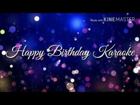 Happy Birthday Karaoke With Lyrics   Nakash Aziz   Ishq Forever Mp3