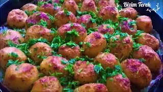 Kremalı Patates Tarifi - Creamy Potato Recipe - Bizim Terek Yemek Tarifleri