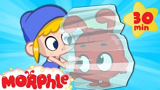 Frozen Morphle! - My Magic Pet Morphle | Cartoons For Kids | Morphle | Mila and Morphle