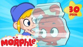 Frozen Morphle! - My Magic Pet Morphle | Cartoons For Kids | Morphle | Mila and Morphle