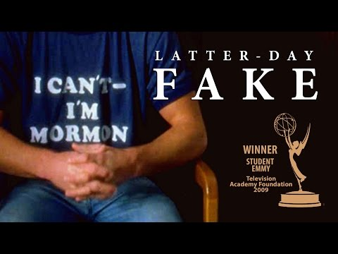 """Latter-Day Fake"" - Student Emmy Award-Winning Short Film about Pretending to be Mormon"