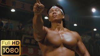 Чонг Ли убивает своего соперника в полуфинале. Кровавый спорт.