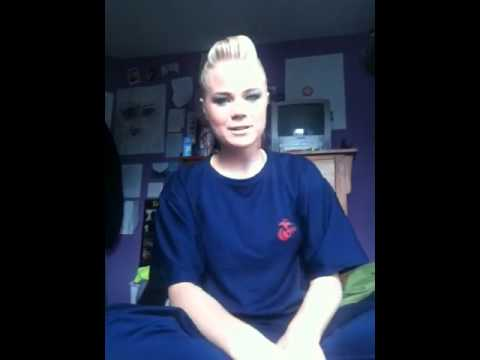 USMC Female Poolee YouTube