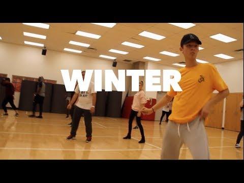 Winter / Khalid - David MacPherson