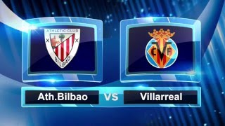 Video Gol Pertandingan Athletic Bilbao vs Villarreal