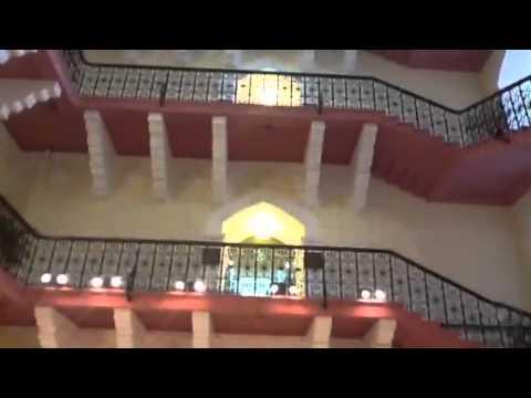 Taj Mahal Mumbai interior staircase