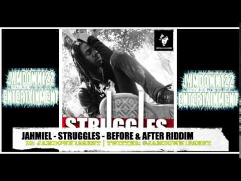 Jahmiel - Struggles - Audio - Before & After Riddim [Notnice Records] - 2014