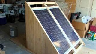 Building A Solar Cart On Wheels
