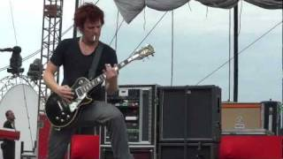 Crossfade - Cold live, Rock Allegiance Tour 2011, Nashville