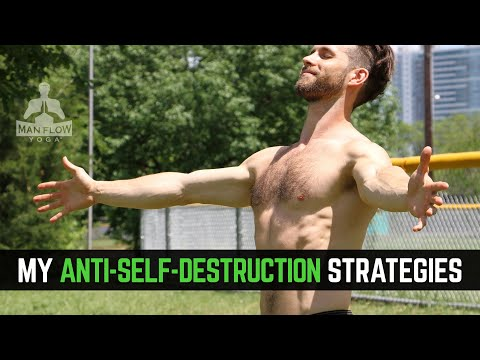 My Personal Daily Habits (Anti-Self-Destruction Practices)