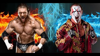 "Triple h vs Sting Wrestlemania 31 promo   ""Never Before Never Again"""