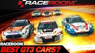 RACEROOM: GT3s and Multiplayer Nordshcleife
