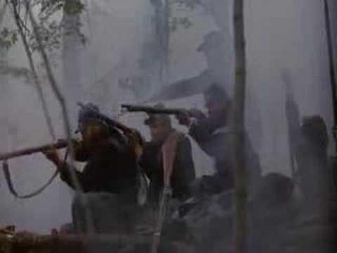 Gettysburg Music Video: Sacred Lie - Disturbed