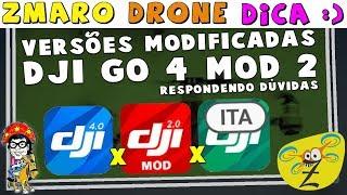 Download DJI GO 4 MOD 2: Respondendo dúvidas e comentários