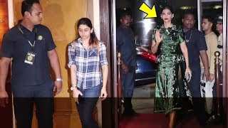 Sonam Kapoor Shows ATTITUDE After Married At Veere Di Wedding Music Launch