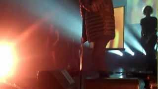 The Weeknd LIVE - Outside (encore) House of Blues Boston 10-22-12