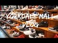 YORKDALE VLOG - CHAMPS + FOOT LOCKER