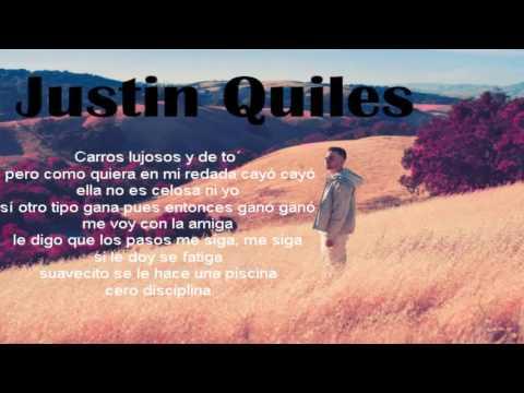 Justin Quiles - No Respondo [Letra + Descarga]