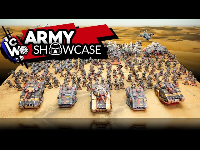WARHAMMER 40000 ARMY SHOWCASE - Space marines - Chapitre NOIR (Feat @Planet Wargame   )
