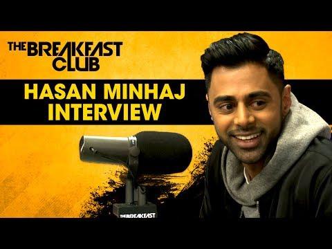 Hasan Minhaj Speaks On America's Fear Of Muslims, Freedom Of Speech, Bill Maher & More