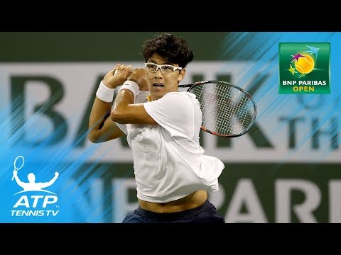 Top 5 Great Shots from BNP Paribas Open Day 7   Indian Wells 2018 thumbnail