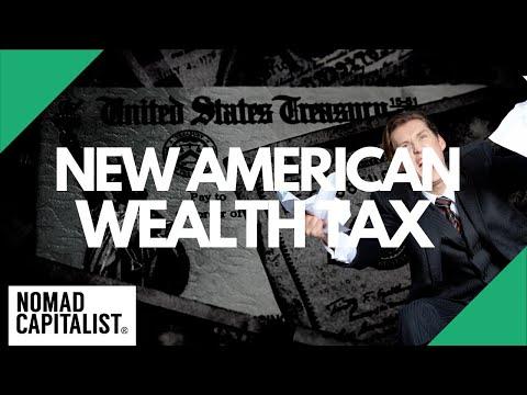 """New American Wealth Tax: How Elizabeth Warren Will Tax """"Traitors"""""""