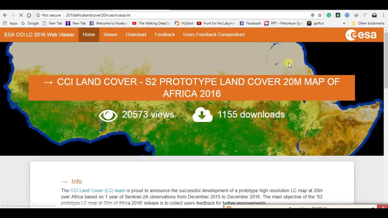How to download of cci land cover s2 prototype land cover 20m map how to download of cci land cover s2 prototype land cover 20m map of africa 2016 gumiabroncs Choice Image