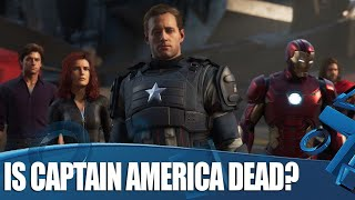 Marvel's Avengers - Is Captain America Actually Dead?